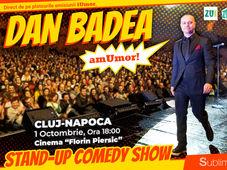 Stand Up Comedy: Dan Badea - amUmor @Cluj-Napoca Show 2