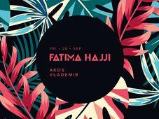 Fatima Hajji at Midi