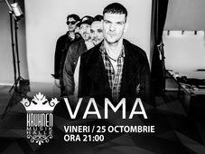 VAMA live la Kruhnen Musik Halle