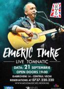 Emeric Imre   Live Tomnatic @ Mojo