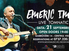 Emeric Imre | Live Tomnatic @ Mojo