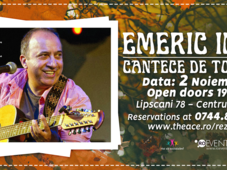 Emeric Imre | Cantece de toamna @ The ACe