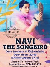 NAVI | The Songbird at The Ace