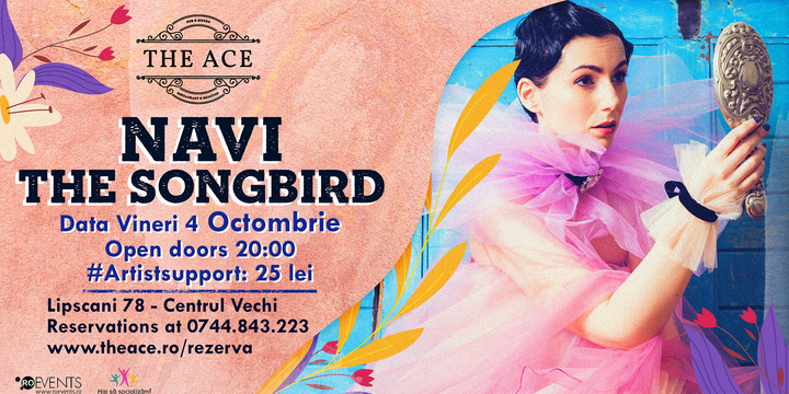 NAVI   The Songbird at The Ace
