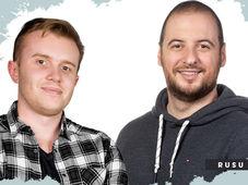 Turneu: Stand-up Comedy Rusu si Andrei