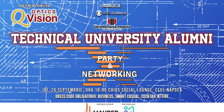 Technical University Alumni Party & Networking