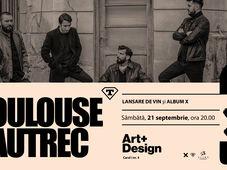 Toulouse Lautrec - lansare de vin și album X
