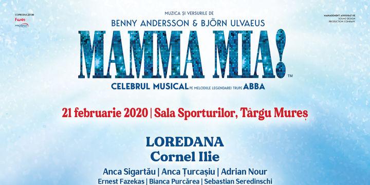 Targu Mures: Musicalul Mamma Mia