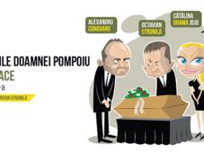 """Piesa de teatru """"Funeraliile Doamnei Pompoiu"""" - Brasov"""