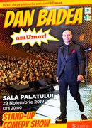 Stand Up Comedy: Dan Badea - amUmor @ Sala Palatului