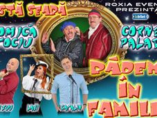 Tulcea: Comedie in familie