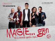 Craiova: Magie...gen
