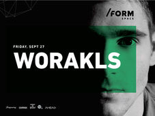 Worakls at /FORM SPACE