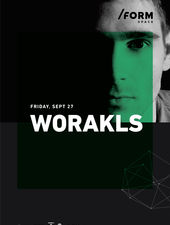 Worakls at /FORM SPACE