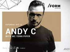Andy C AT / FORM SPACE
