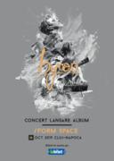 Concert lansare album: byron at /FORM SPACE