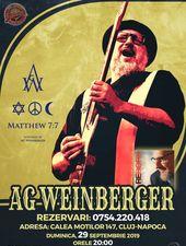 Concert extraordinar AG Weinberger Band