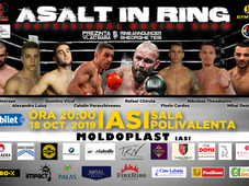 Asalt in ring