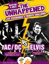 The Unhappened: AC/DC vs. Elvis