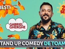Stand-up Comedy de Toamna cu Gabriel Gherghe