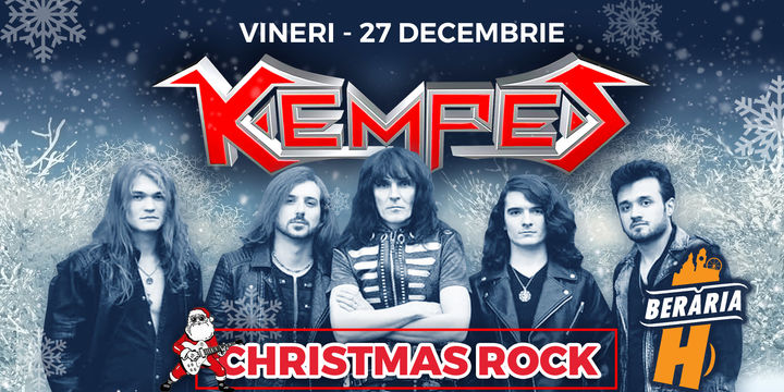 KEMPES // Christmas Rock #6