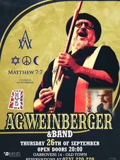 AG Weinberger Band @ Mojo