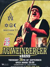 AG Weinberger Band @ Mojo