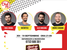 Raul Gheba, Andrei Ciobanu, Alex Mocanu si Natanticu