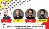 Stand up comedy cu  TEO, VIO COSTEL si ALEX MOCANU