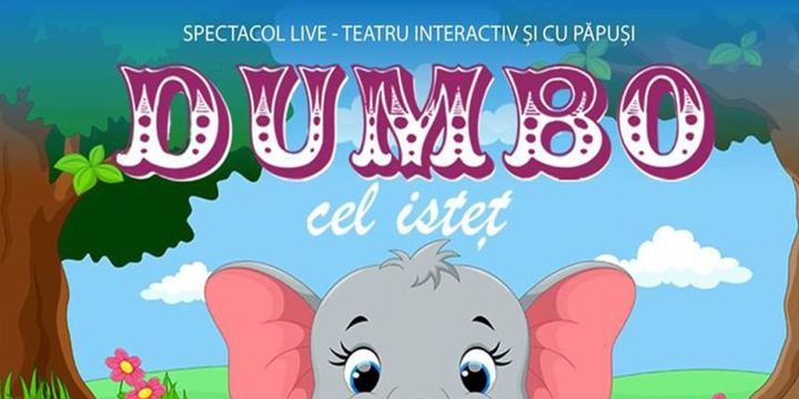 Dumbo cel Istet la Artist Café