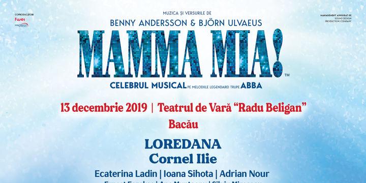 Bacau: Musicalul Mamma Mia