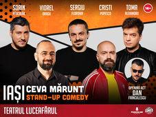 Iași: Turneu Național Ceva Mărunt