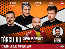 Târgu Jiu: Turneu Național Ceva Mărunt