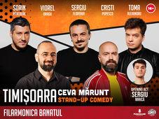 Timișoara: Turneu Național Ceva Mărunt