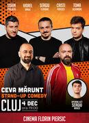 Cluj: Turneu Național Ceva Mărunt