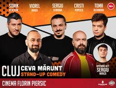 Turneu Național Ceva Mărunt - Cluj