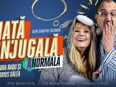 """Teatrul Rosu: """"Viață conjugală (a)normală"""""""