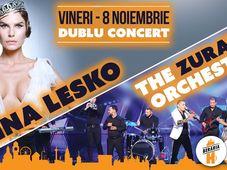 Dublu Concert: Anna Lesko + The Zuralia Orchestra