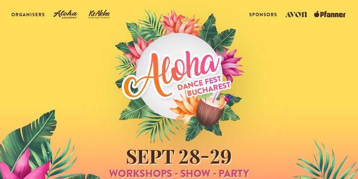 Ateliere de dans hawaiian - Aloha Dance Fest București