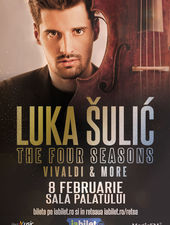 Luka Sulic - The Four Seasons, Vivaldi & More