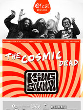 The Cosmic Dead & King Solomon