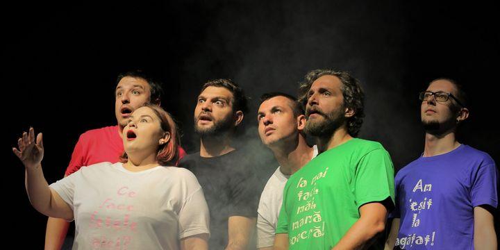 FLU FLU – un spectacol concert de Răzvan Clopoțel