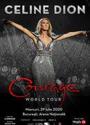 Concert Celine Dion la Bucuresti pe Arena Nationala