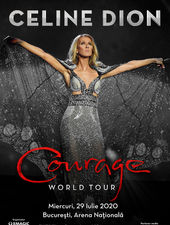 Concert Celine Dion la Bucuresti pe Arena Nationala
