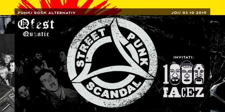 Scandal + 1000facez