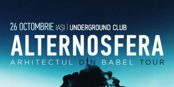 Concert Alternosfera la Iași