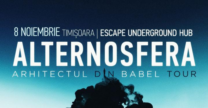 Concert Alternosfera in Timisoara