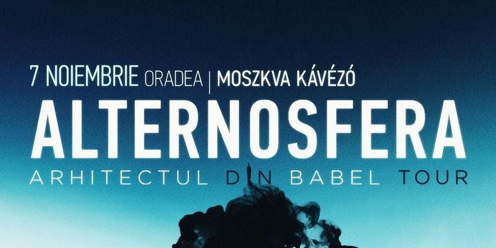 Concert Alternosfera la Oradea