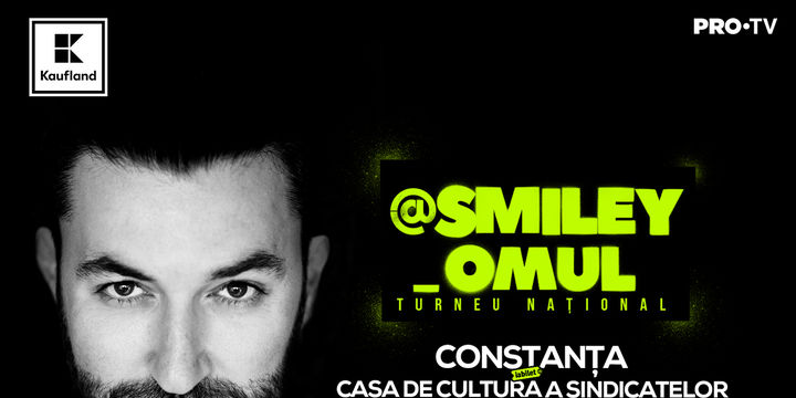 @Smiley_Omul la Constanta - Turneu National Show 2