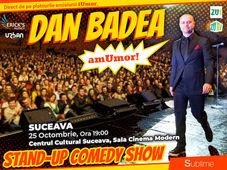Stand Up Comedy: Dan Badea - amUmor @ Suceava